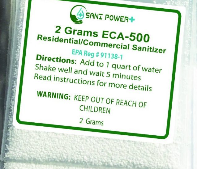 sani power packets